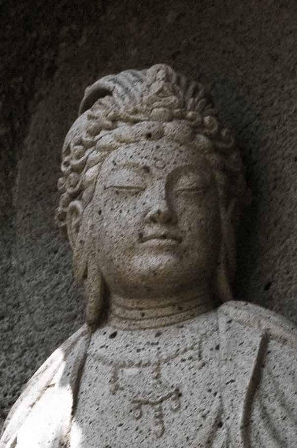 遊戯観音像(2) 金沢宝泉寺