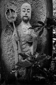地蔵菩薩(宝泉寺の石仏)