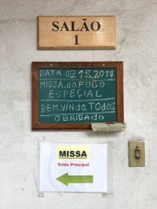 サンパウロ金剛寺で特別伝道護摩供|MISSA.do.FOGO ESPEÇIAL