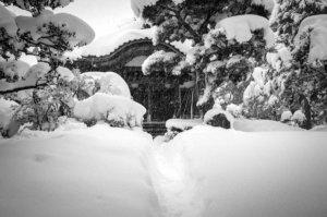 2018年2月サンマル豪雪