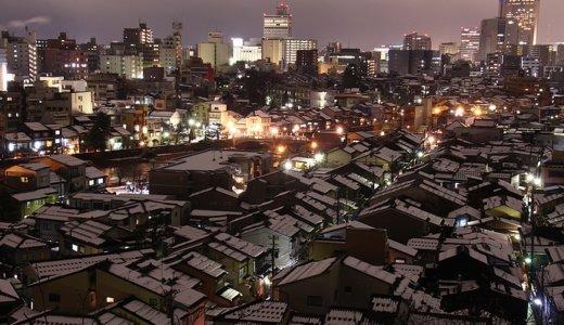 宝泉寺|金沢市民の「秘密の名所」宝泉寺からの眺め