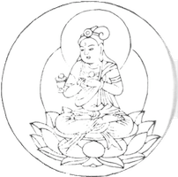32, 金剛燈菩薩