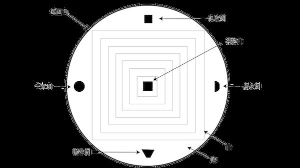 須弥山世界(断面図)