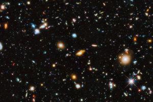 ハッブル宇宙望遠鏡からの画像