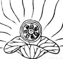 那羅延天(金剛界曼荼羅降三世三昧耶会)