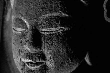 聖観音菩薩|宝泉寺の仏像