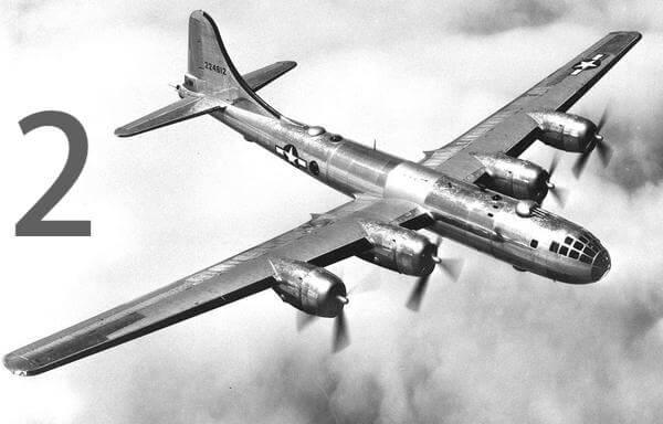 戦闘爆撃機B-29