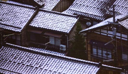 冬の金沢|宝泉寺からの眺望